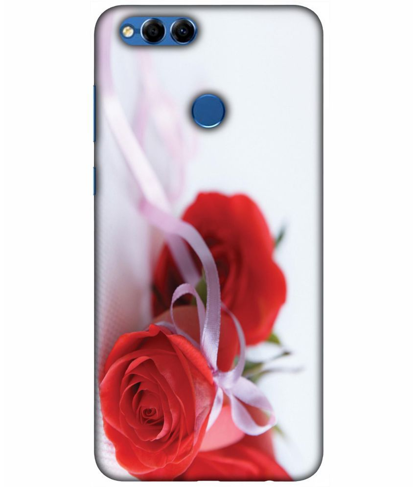 Huawei Honor 7X Printed Cover By Treecase