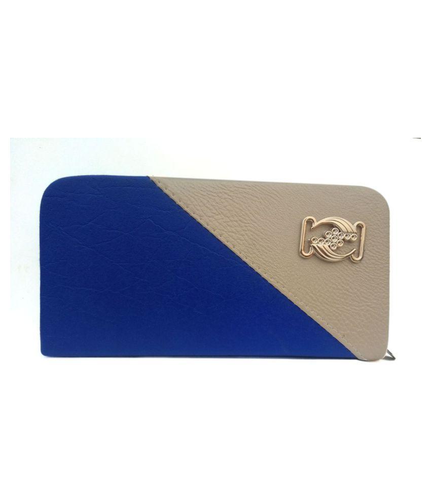 Rediant Blue Wallet