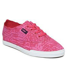 Puma Pink Casual Shoes