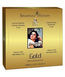 Shahnaz Husain Gold Skin Radiance kit Face 10 gm