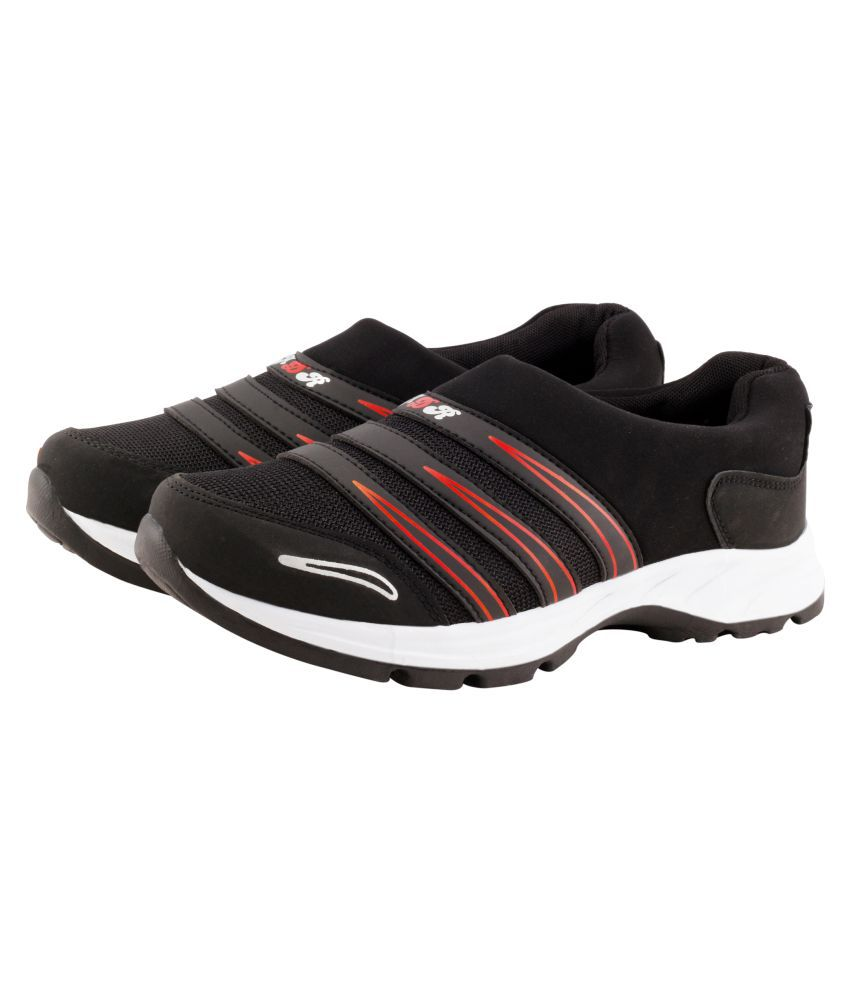 48356c88b606f ADR Mens Black Running Shoes - Buy ADR Mens Black Running Shoes Online at Best  Prices in India on Snapdeal