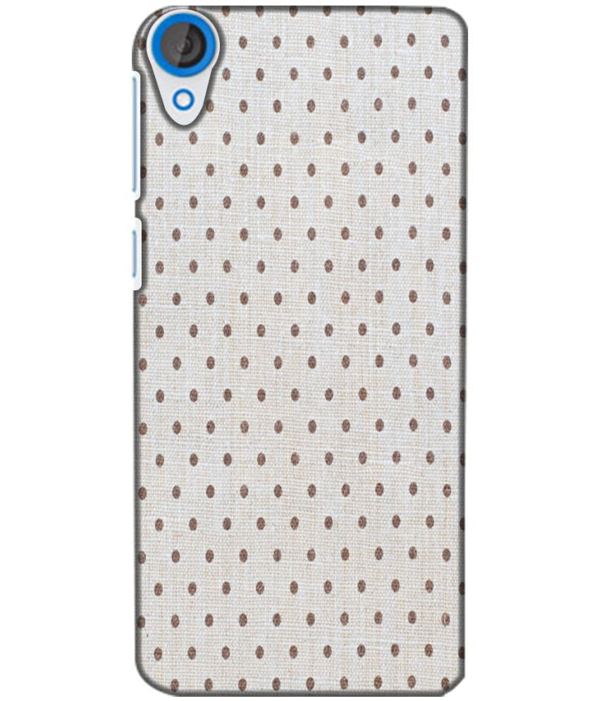 HTC Desire 820 3D Back Covers By Printland