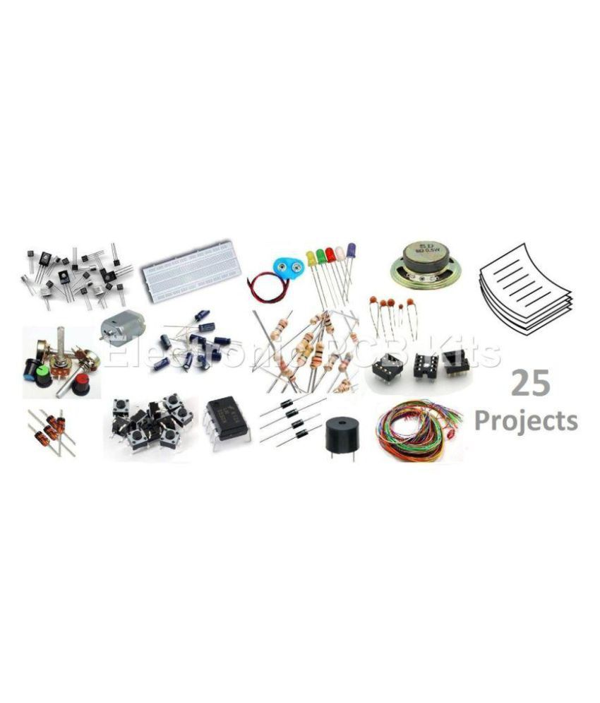 Op Amp 741 Ic Projects Lab 25 Electronic Hobby School Operational Amplifier Integrated Circuit College Epk078