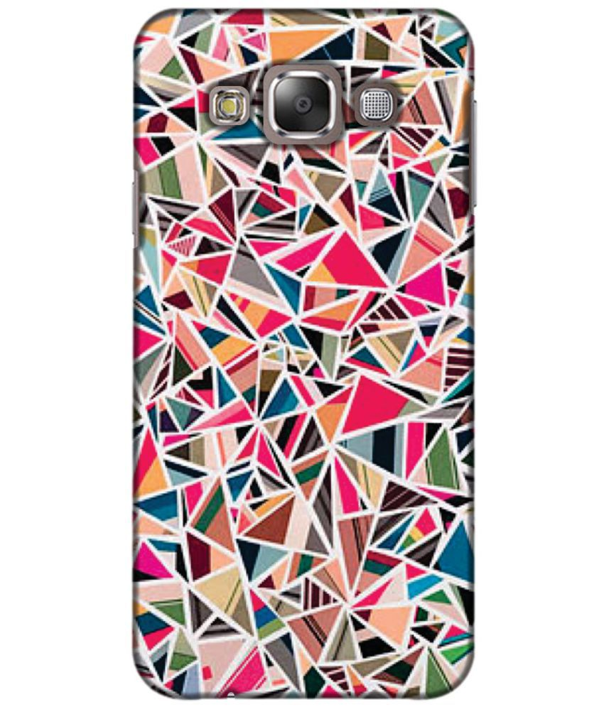 Samsung Galaxy E5 3D Back Covers By Design Worlds