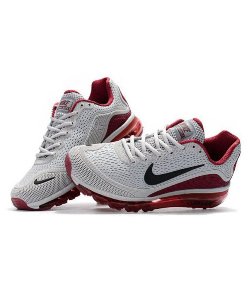 Nike Air Max sneakers - perfect footwear for sports