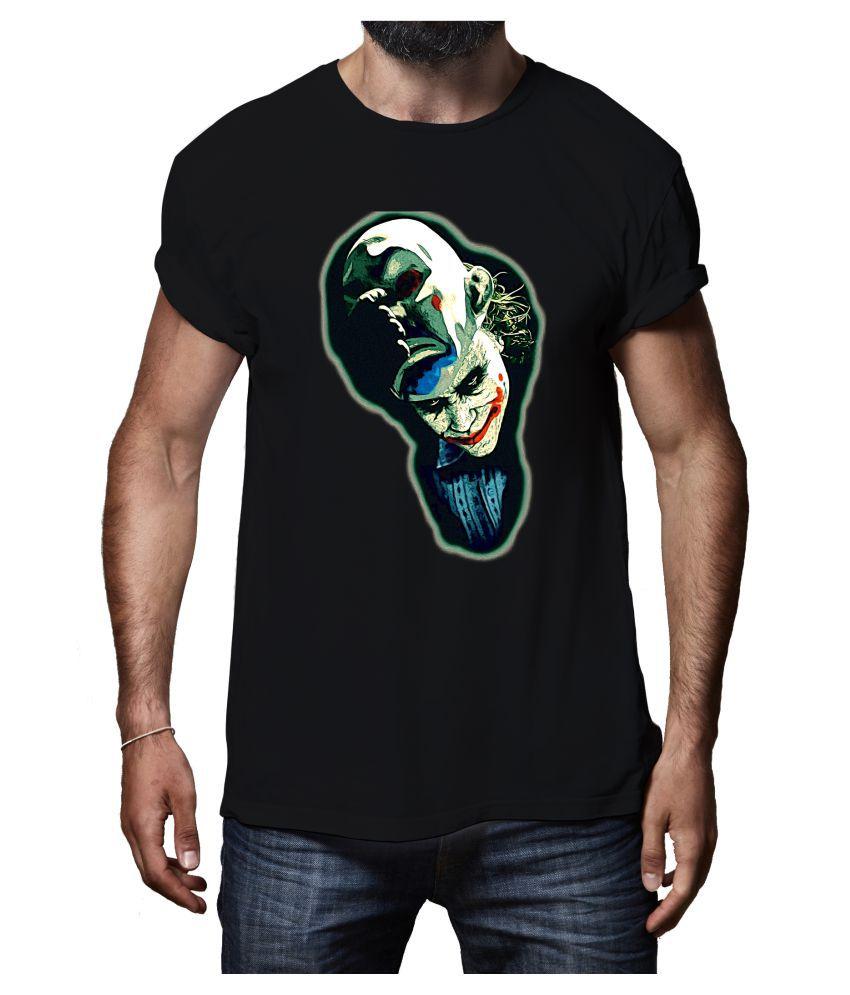 Rappersshop Black Round T-Shirt