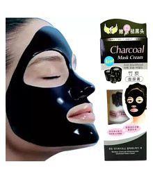 Charcoal Face Mask Anti Blackhead 130ml