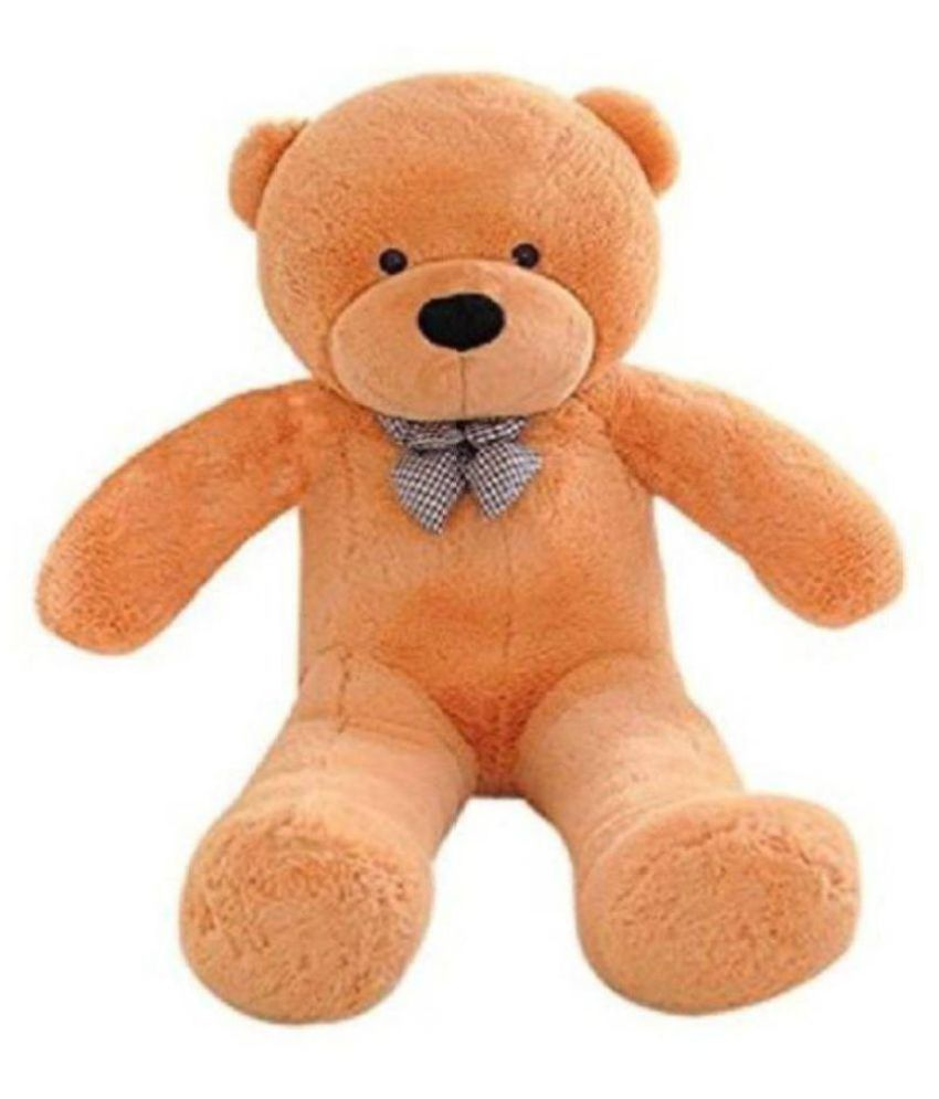 5 Feet Stuffed Spongy Huggable Cute Teddy Bear Birthday Gifts Girls Lovable ...