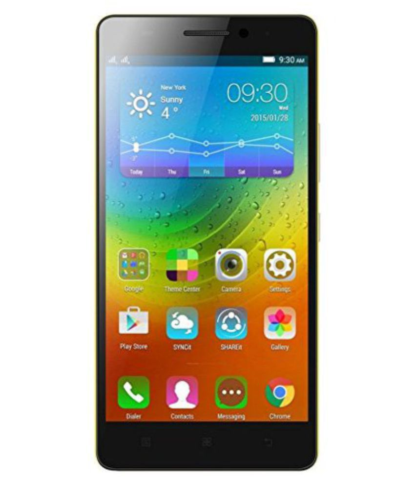 CERTIFIED USED Lenovo K50A40 ( 16GB , Black , 2 GB , 3 Month Seller Warranty )