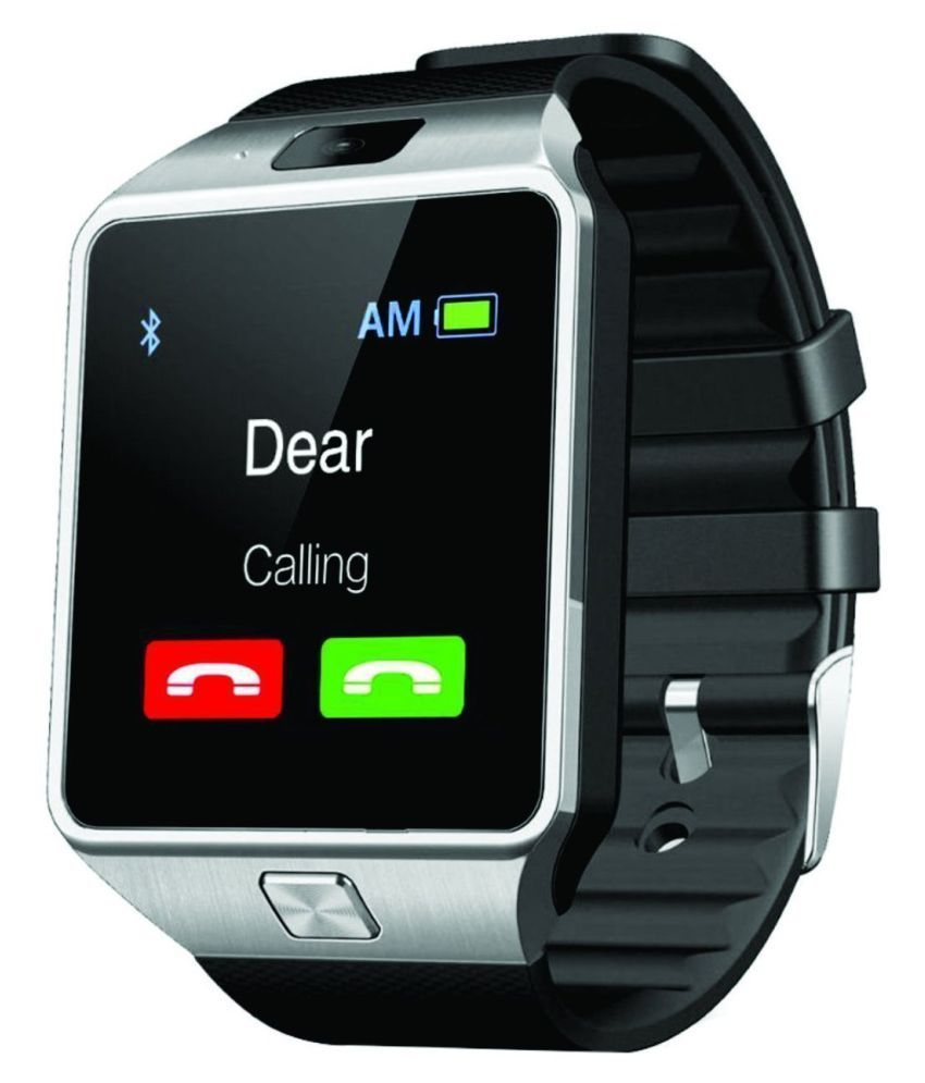 TRASS DZ09 Bluetooth With Sim & TF Card Slot Smart Watches