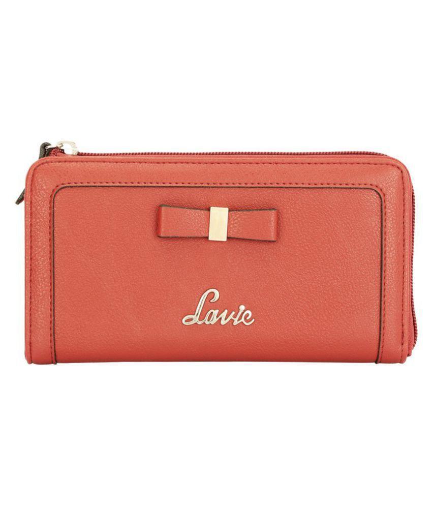 Lavie Red Wallet