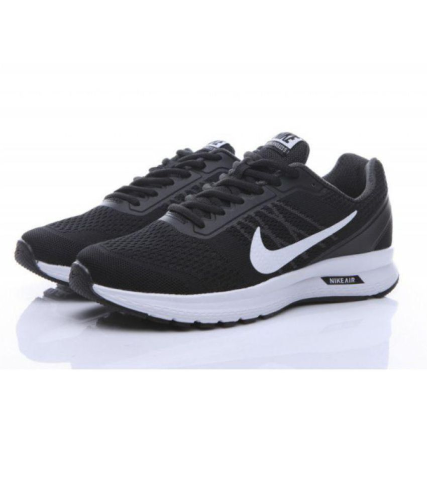 0248b1947955b Nike Air Relentless 5 Black Running Shoes - Buy Nike Air Relentless 5 Black  Running Shoes Online at Best Prices in India on Snapdeal