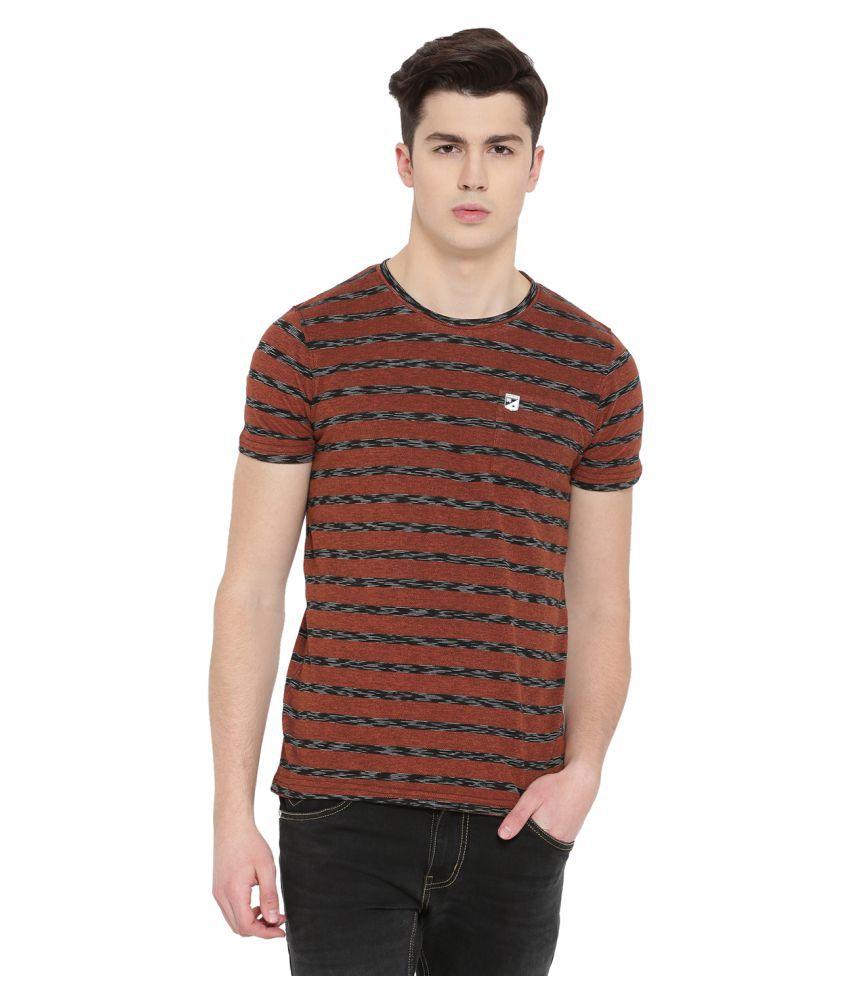 Duke Brown Round T-Shirt