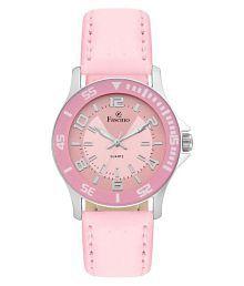 Fascino fsc104 Pink Analog Watch Women and Girls