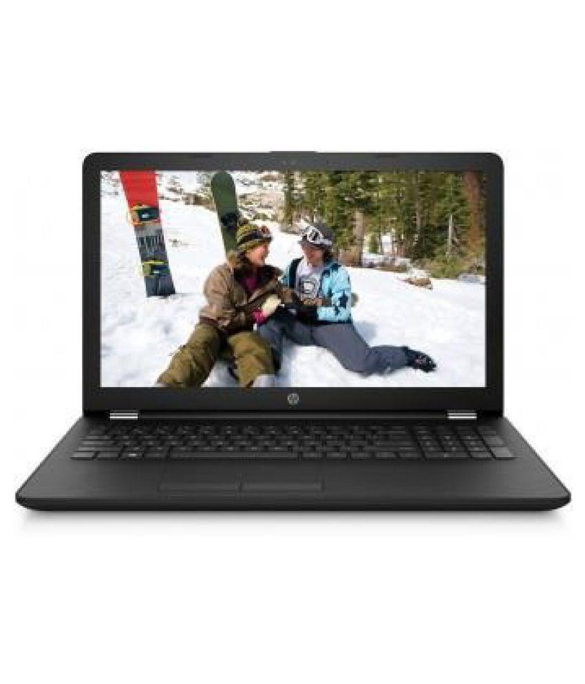 HP 15 15-bw096au Notebook AMD APU A6 4 GB 39 62cm(15 6) DOS 1 GB Black