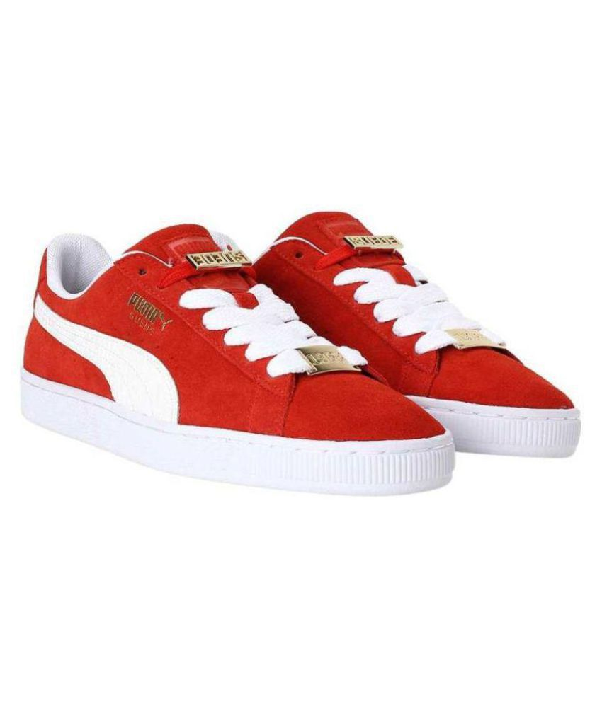 1021e09b7eb9 Puma Men Classic BBOY Fabulous Sneakers Red Casual Shoes - Buy Puma Men  Classic BBOY Fabulous Sneakers Red Casual Shoes Online at Best Prices in  India on ...