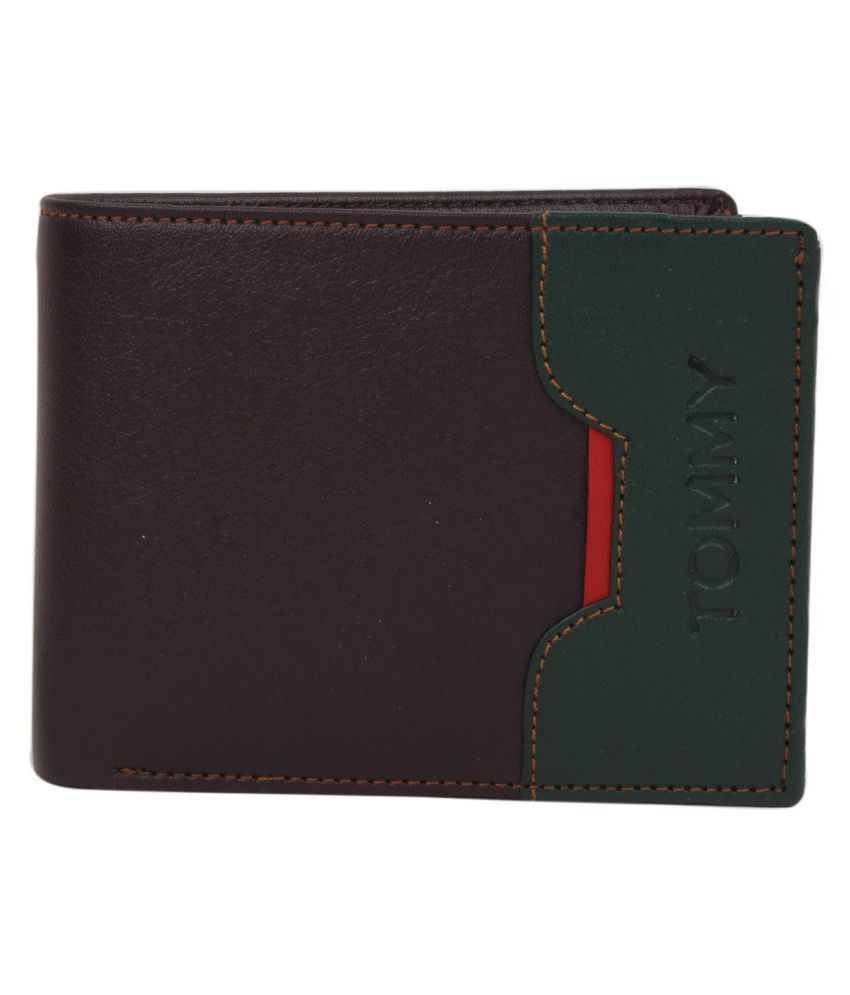 ff3dacab Tommy Hilfiger Leather Brown Casual Regular Wallet: Buy Online at Low Price  in India - Snapdeal