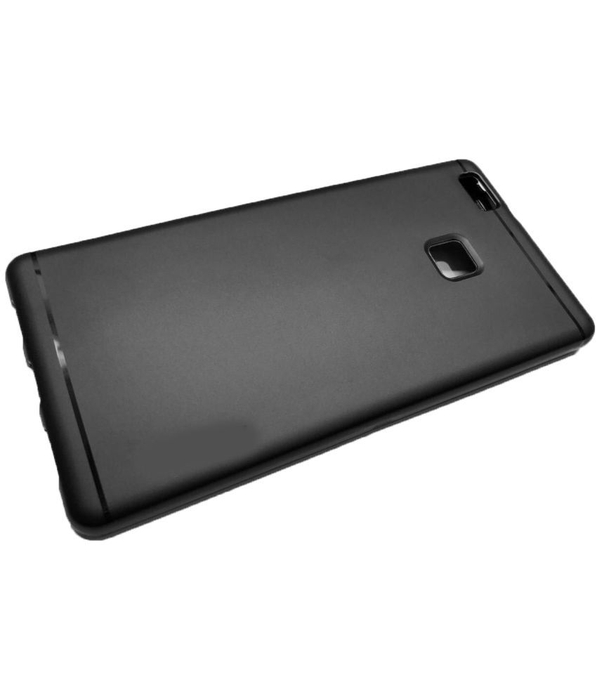check out dfb82 617b8 Huawei Honor 8 Smart Plain Cases SpectraDeal - Black