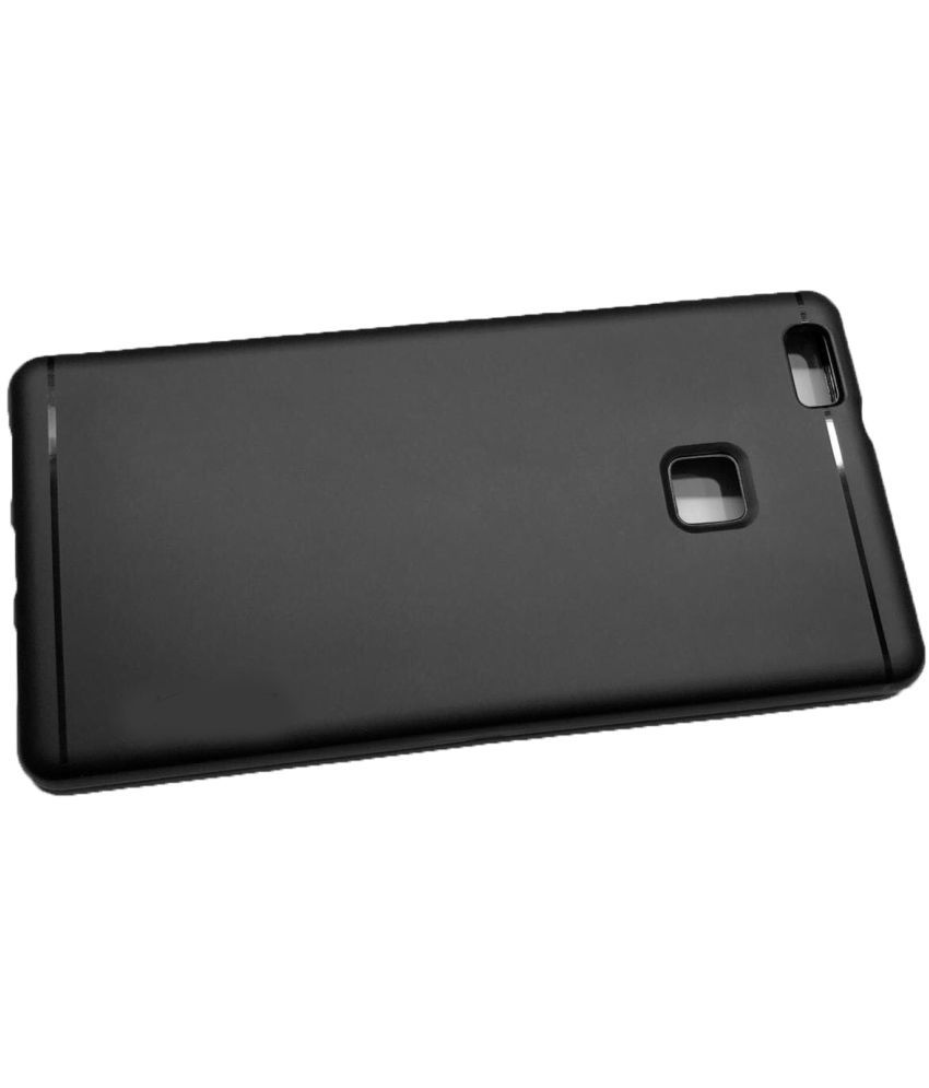 check out b2c88 33510 Huawei Honor 8 Smart Plain Cases SpectraDeal - Black