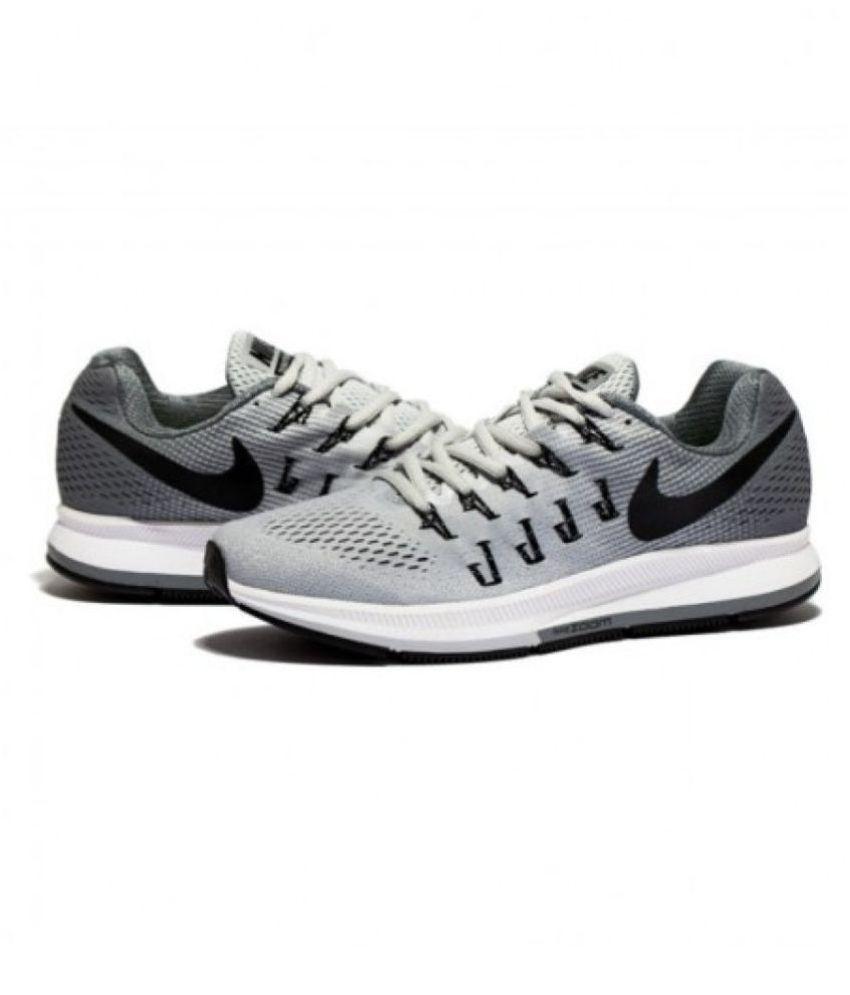 e43607850c56a ... spain nike zoom pegasus 33 gray running shoes fdd2f 8225f