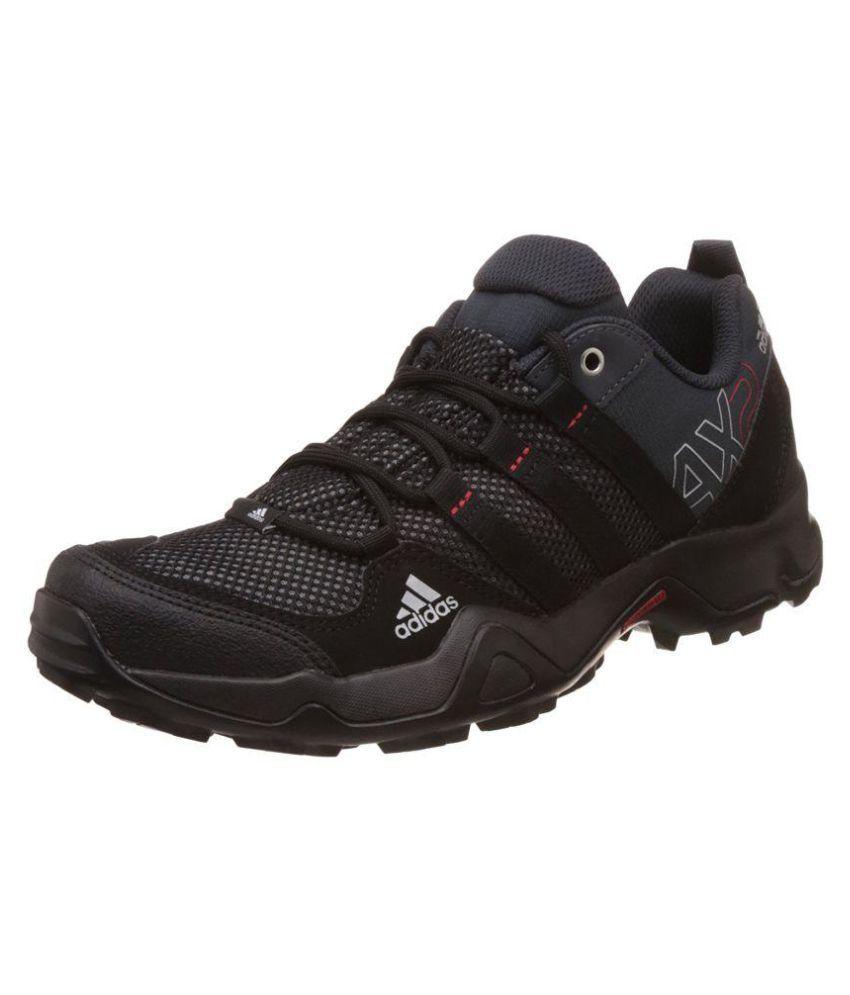 8d813cbf0369 Adidas ax mens black hiking shoes buy adidas ax mens black hiking shoes  online at best
