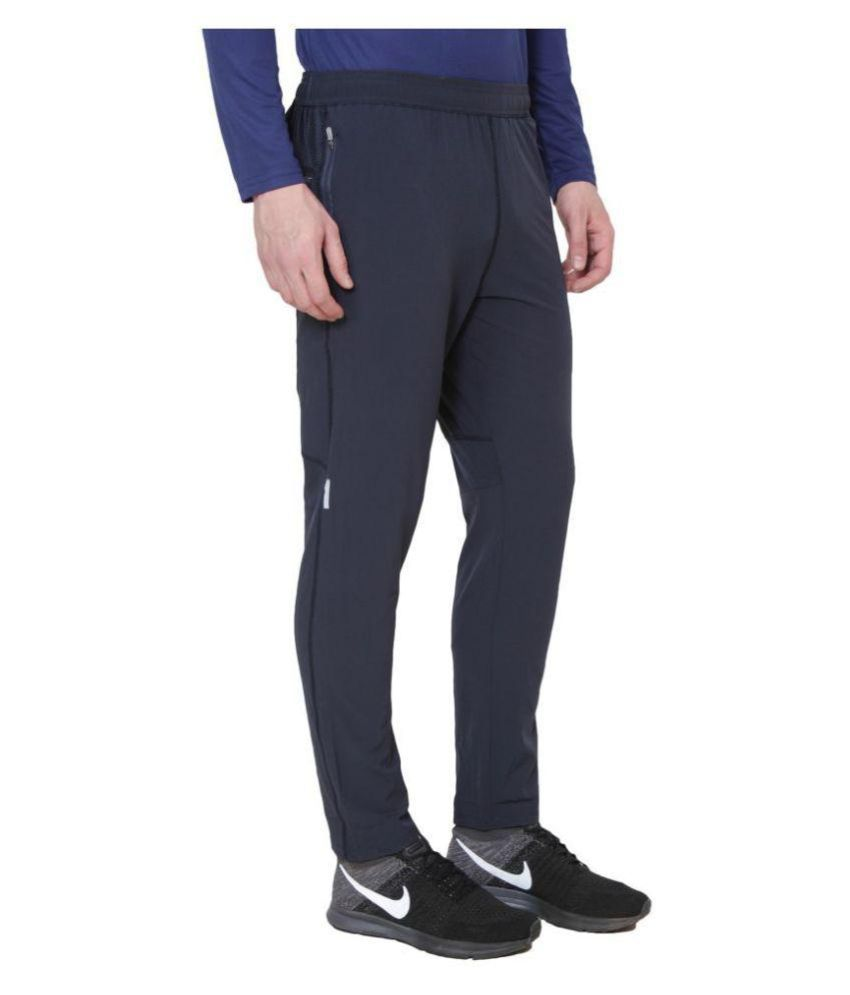 Alini Navy blue Trackpant