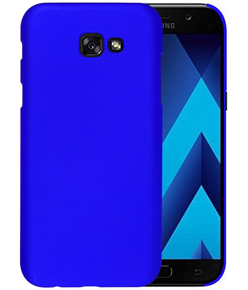 Samsung Galaxy A5 (2017) Plain Cases Casotec - Blue