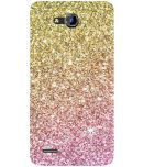 Huawei Honor 3X G750 Printed Cover By CHAPLOOS