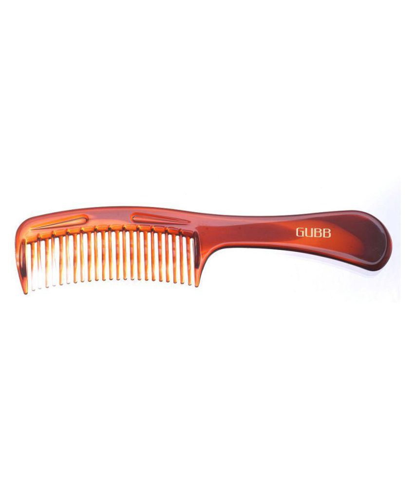 Gubb USA Detangle comb Wide tooth Comb