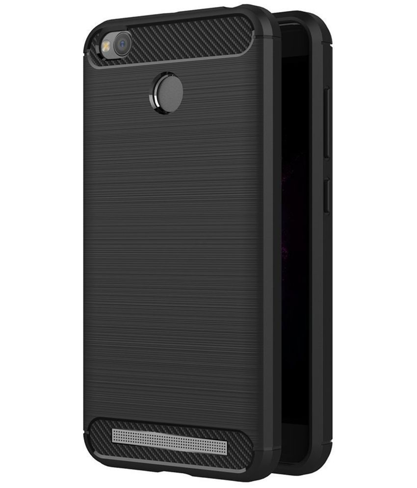 Xiaomi Redmi 5A Plain Cases Hupshy - Black
