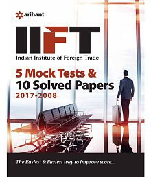 IIFT Mock Tests and 10 Solved Papers