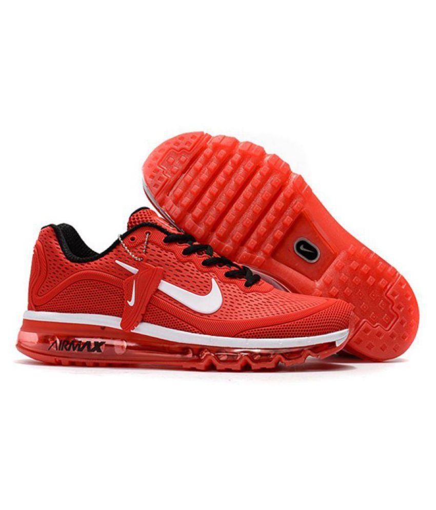 Nike Air Max 2017 .5 White Running Shoes price in India | Compare Prices