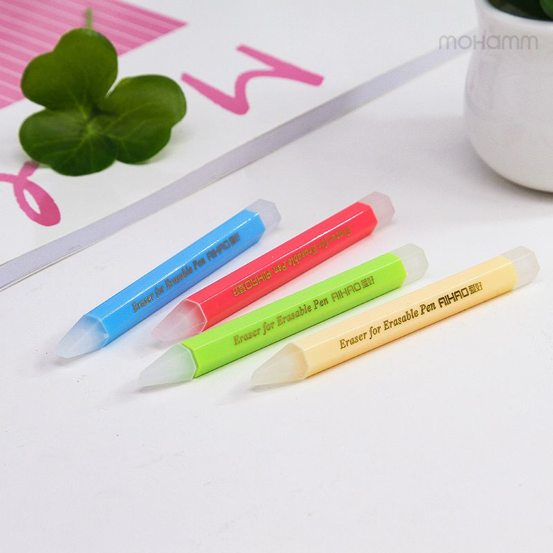 64f0fda2d WowObjects Aihao 3d Gel Pen Erasers Rubber Office & School Supplies  Stationery Items Promotional Gifts For Children Kids (RANDOM): Buy Online  at Best Price ...