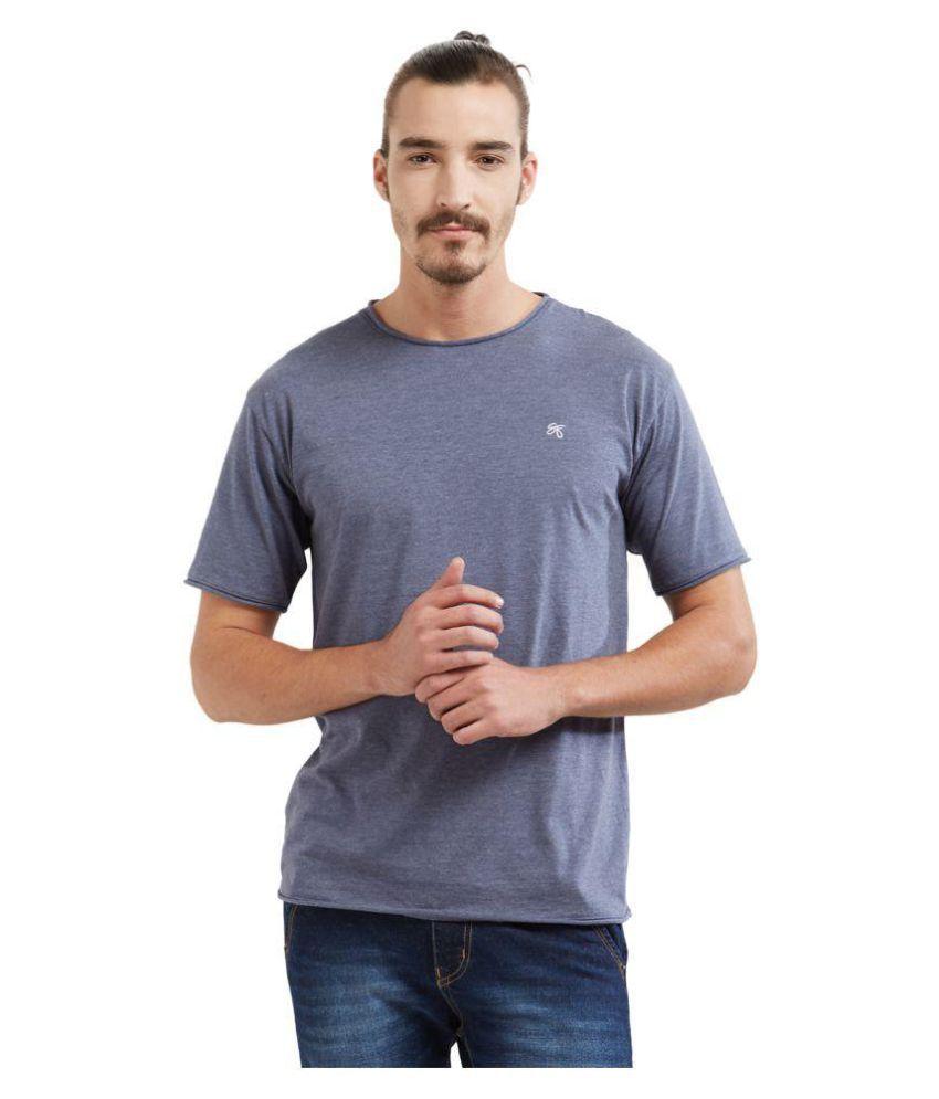 Springfield Grey Round T-Shirt