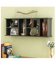 e69177f5b3 Quick View. CraftOnline Floating Shelf/ Wall Shelf / Storage Shelf/  Decoration Shelf Black ...