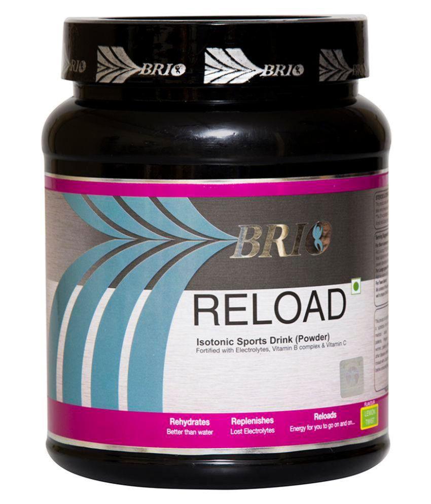 Brio Nutrition reload Energy Drink for Adult 1 kg
