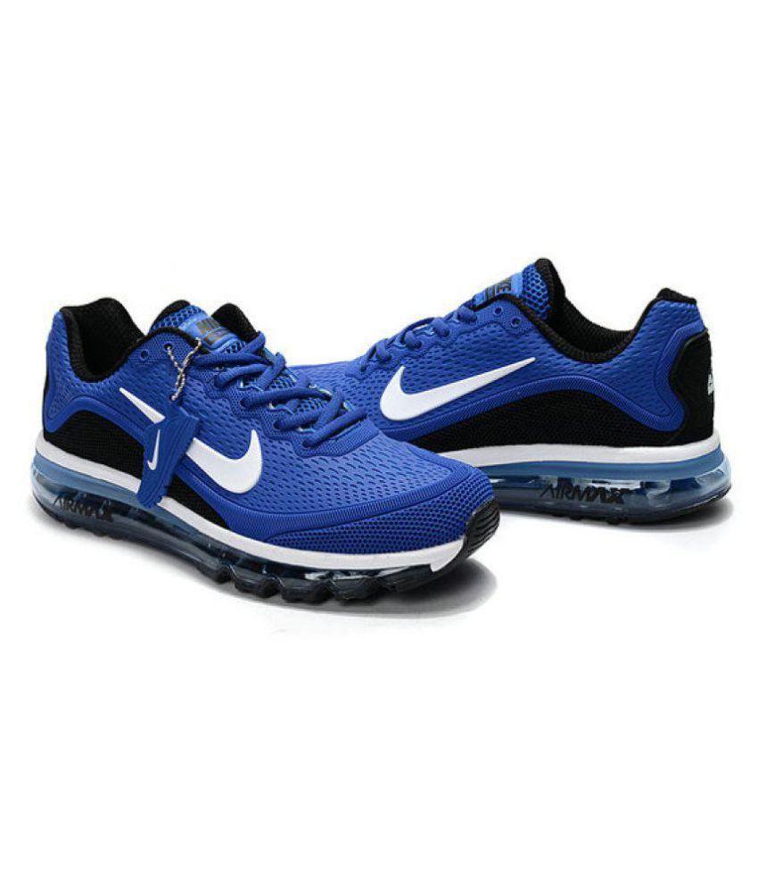 newest 06353 8873e ... cheapest nike air max 2017 .5 premium sp blue running shoes e2cb0 6e3cb