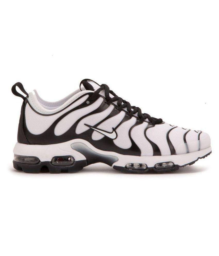 619fb06d204 Nike AirMax Plus Tn Ultra Triple White Running Shoes - Buy Nike ...