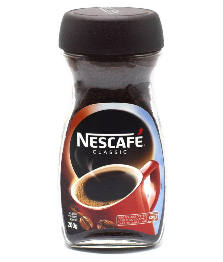 Nescafe Instant Coffee Powder 200 SDL860171895 1 e69ea Instant Coffee Powder Coffee Powder Instant