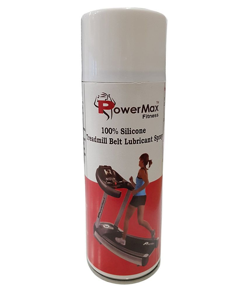Treadmill Silicone Lubricant Walmart: Powermax Fitness Silicone Oil Lubricant Spray For