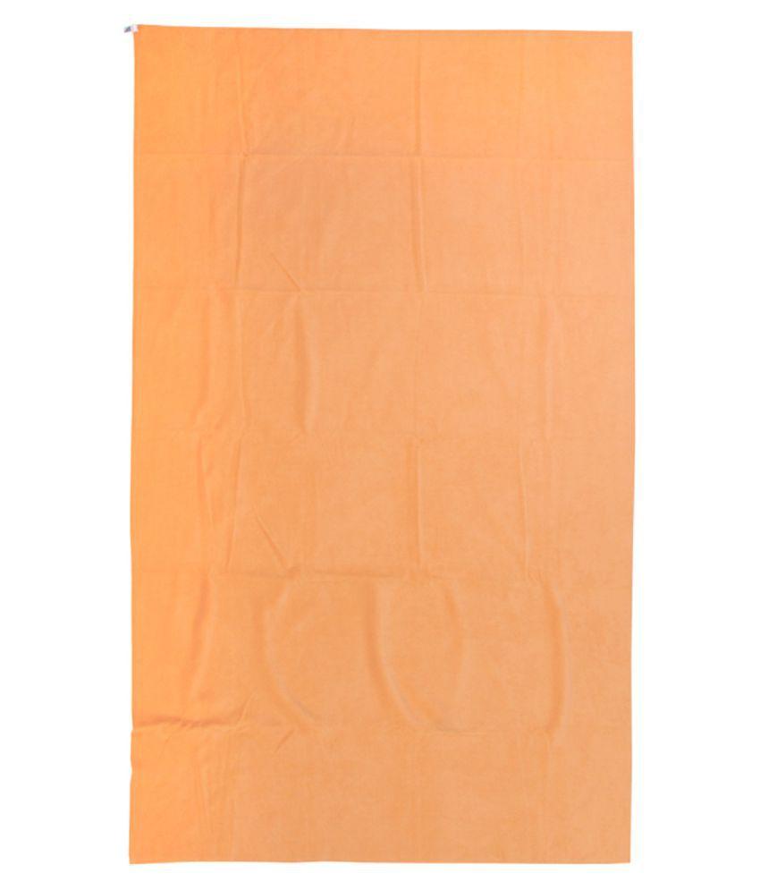 Mee Mee Orange Cotton Sleeping Mat ( 30 cm × 10 cm)
