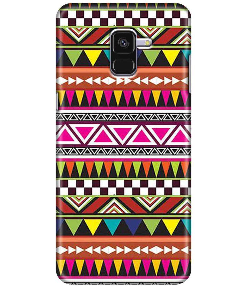 Samsung Galaxy A8 Plus Printed Cover By ZAPCASE