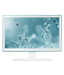 Samsung LS22E360HS/XL 21.5-inch Full HD LED Monitor with Slim Narrow Bezel (High Glossy White)