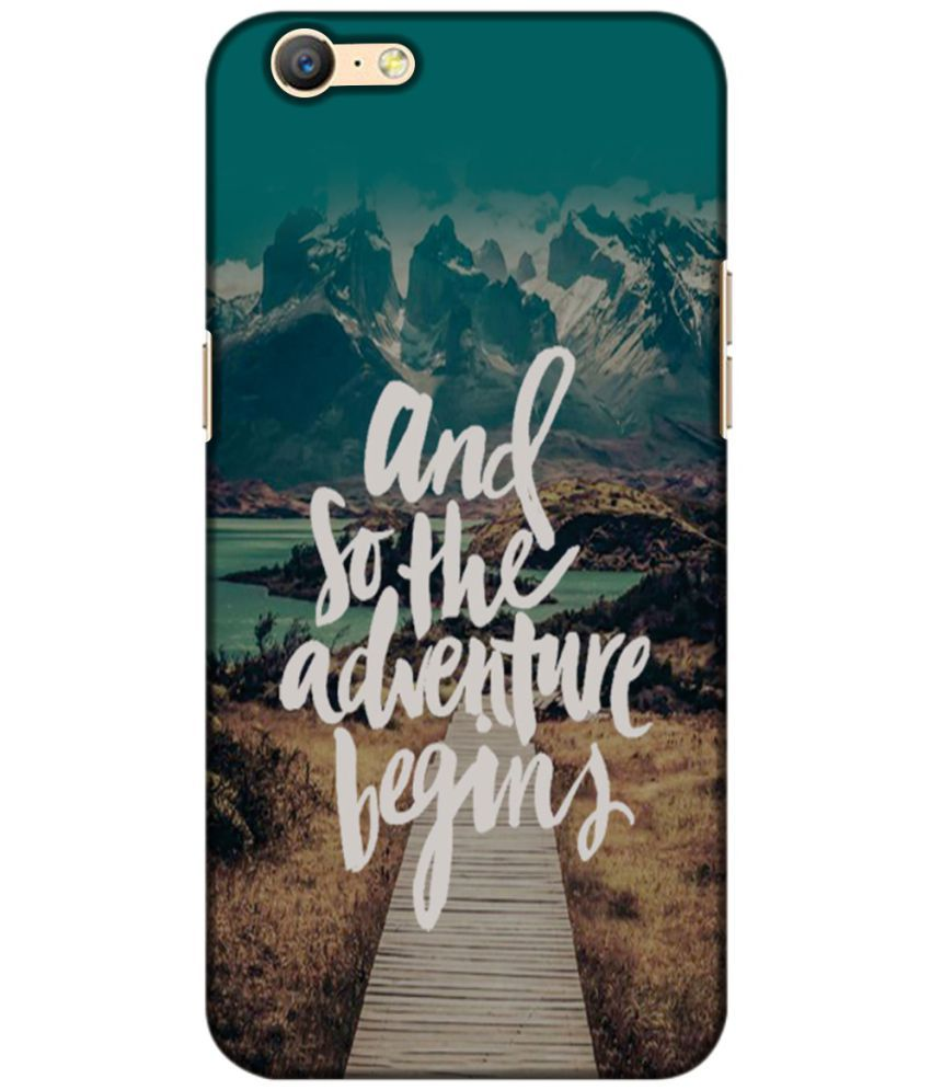 Oppo A57 3D Back Covers By Design Worlds