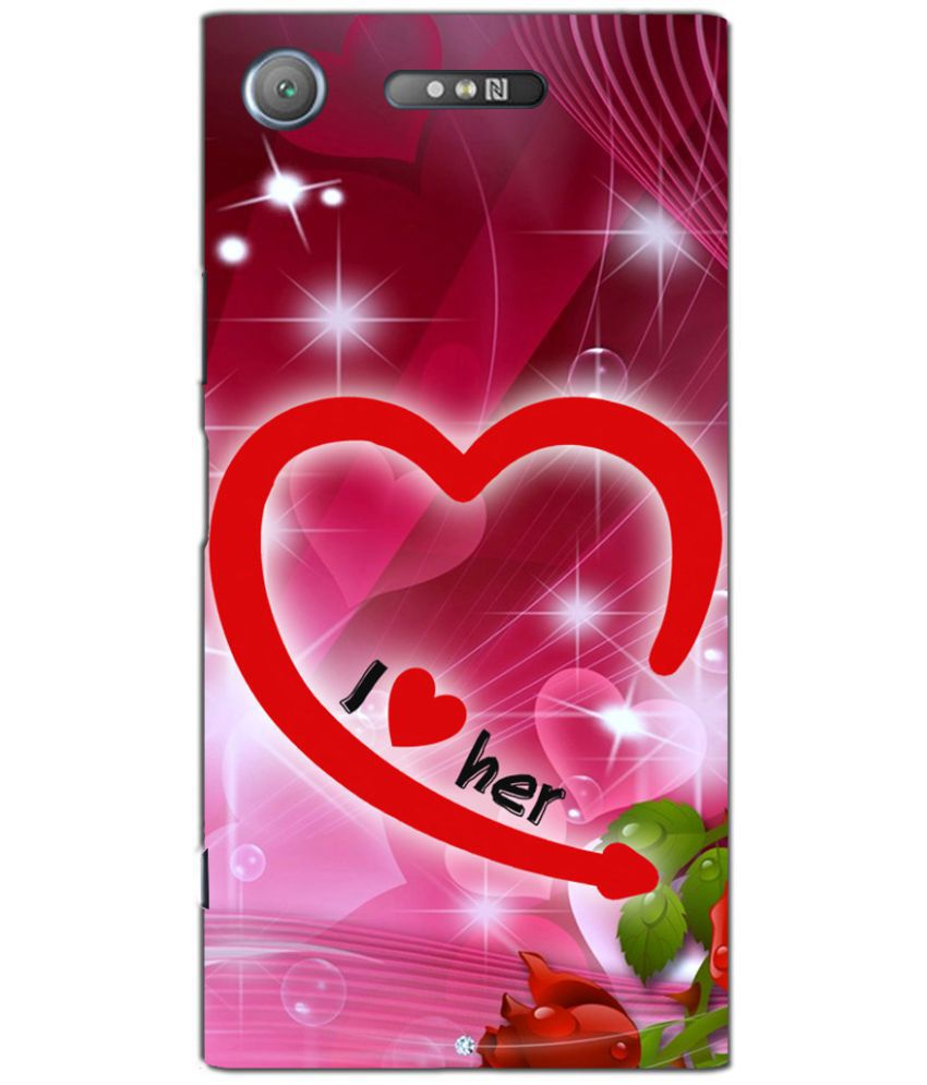 Sony Xperia XZ1 Compact Printed Cover By PrintVisa