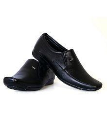 Advanced Black Formal Shoes
