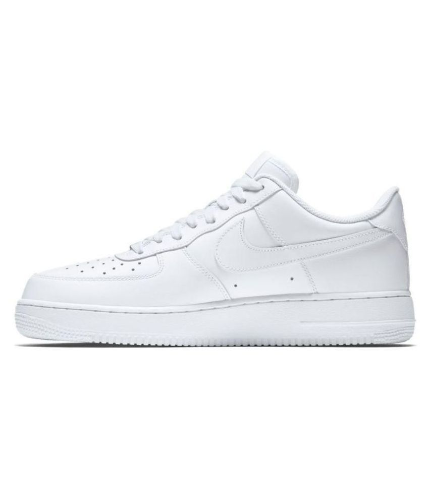 a767e40929ab Nike Air Force 1  07 Low Sneakers White Casual Shoes - Buy Nike Air ...