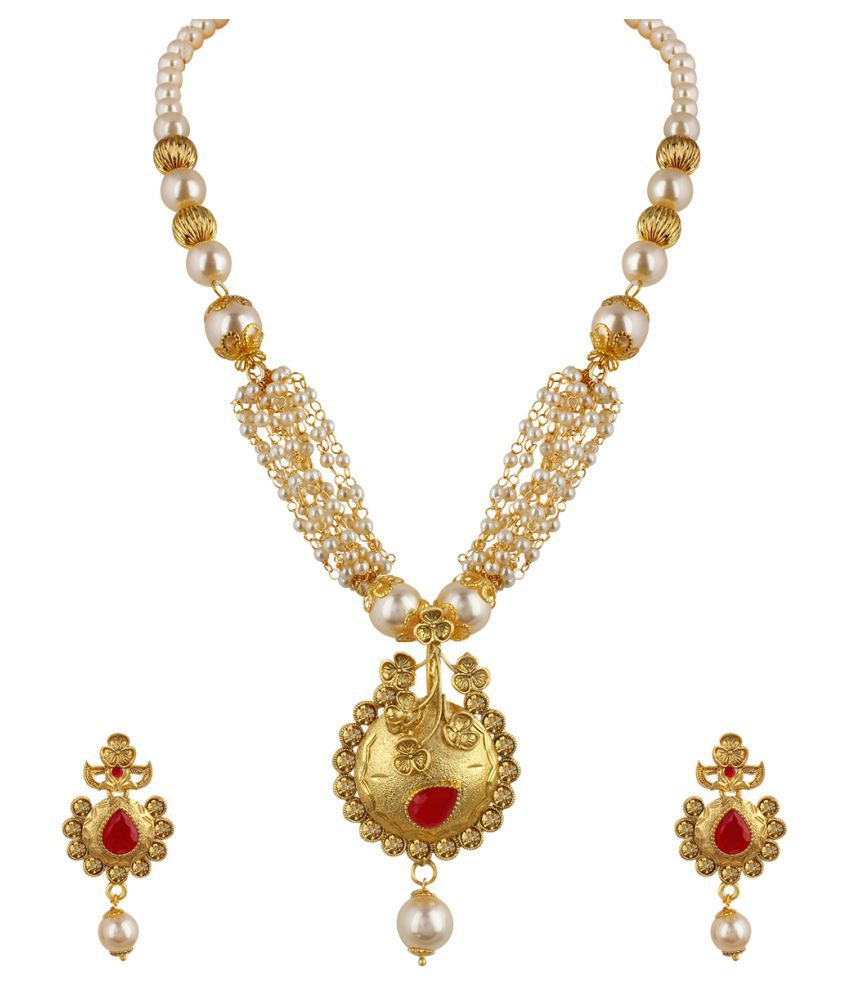 jewellery wm pendant gold indian set sets