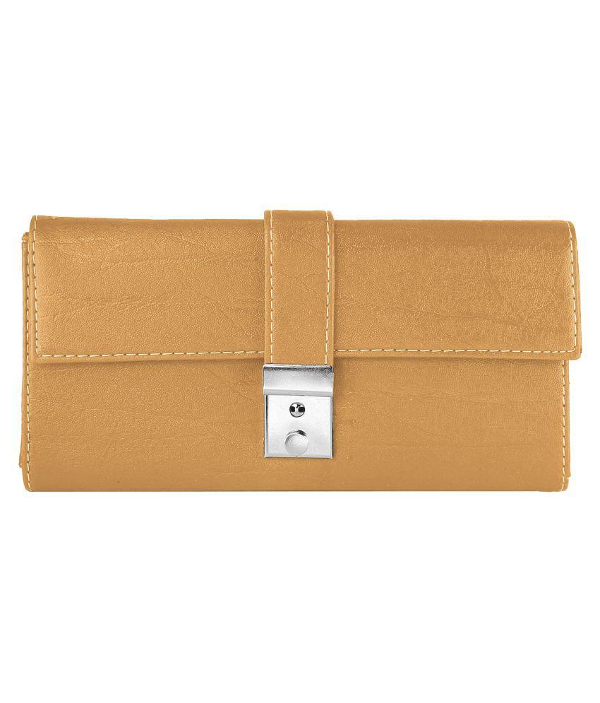 EMOSHA Beige Wallet