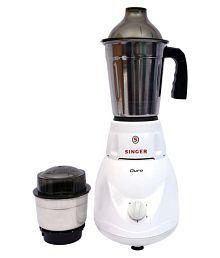 Singer DURO 450 Watt 2 Jar Mixer Grinder
